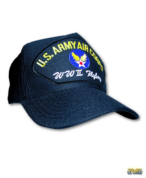USAAC WWII Flyboy Cap