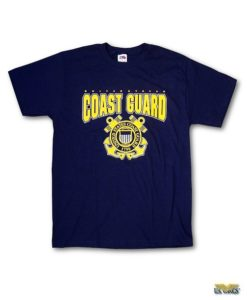 USCG Navy Blue T-Shirt