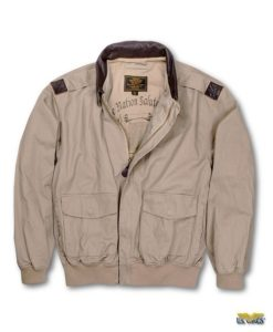 Cockpit® USA A-2 Cotton Bomber Jacket