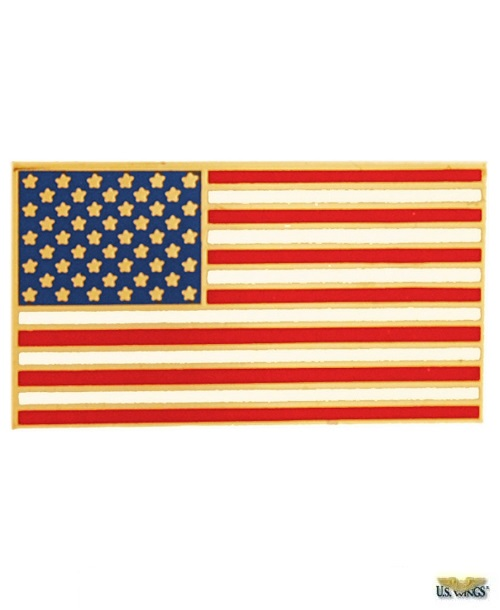 United States of America Flag Pin
