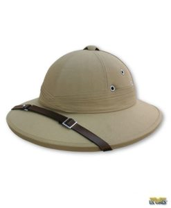The Original Pith Helmet