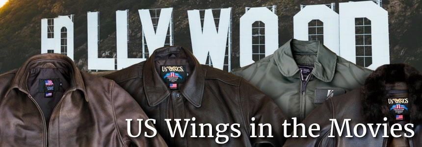 US Wings Jackets in the movies