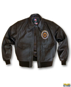 Purple Heart Patch Jacket